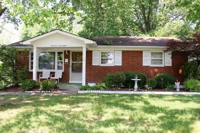 Louisville Single Family Home For Sale: 4448 Charlotte Ann Dr