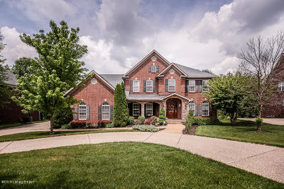 Oldham County Single Family Home For Sale: 10908 Worthington Ln