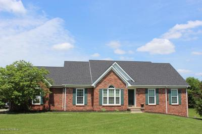 Shelbyville Single Family Home For Sale: 100 Charleston Way