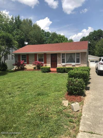Jefferson County Single Family Home For Sale: 2413 Lamar Ave