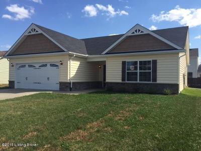Bullitt County Rental For Rent: 179 Boulders Ct