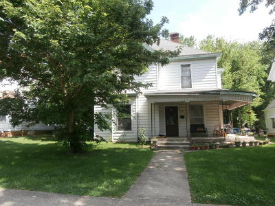 Shelbyville Multi Family Home For Sale: 821 Bland