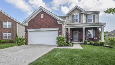 Crestwood Single Family Home Active Under Contract: 7657 Celebration Way