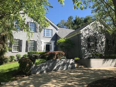 Louisville Single Family Home For Sale: 4012 Whiteblossom Estates Ct