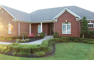 Louisville Single Family Home For Sale: 100 Persimmon Ridge Dr