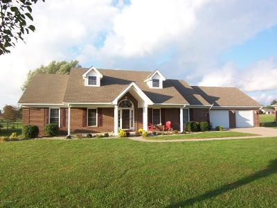 Bardstown Single Family Home For Sale: 1016 Bryan Dr