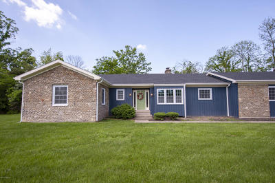 Oldham County Single Family Home For Sale: 1822 W Moody Ln