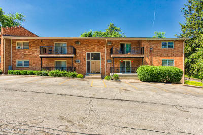 Louisville KY Condo/Townhouse For Sale: $71,950