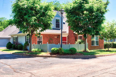 Louisville KY Condo/Townhouse For Sale: $189,900