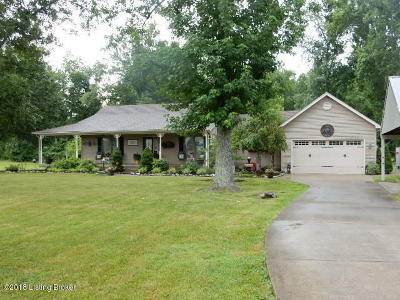 Shepherdsville Single Family Home For Sale: 669 Reichmuth Ln
