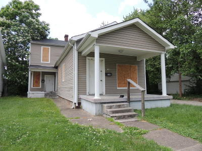 Louisville Multi Family Home For Sale: 714 S 37th