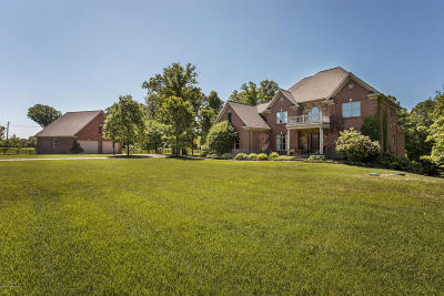Oldham County Single Family Home For Sale: 1150 Yager Ln
