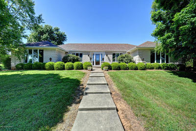 Bullitt County Single Family Home For Sale: 3140 Cedar Grove Rd