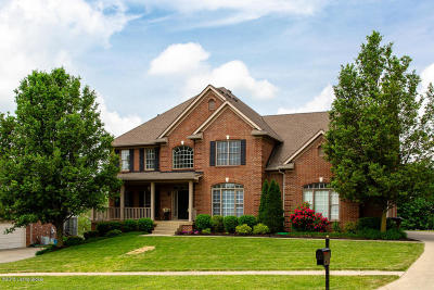 Oldham County Single Family Home For Sale: 12803 Crestmoor Cir