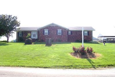 Leitchfield Farm For Sale: 451 Jesse Skaggs Rd