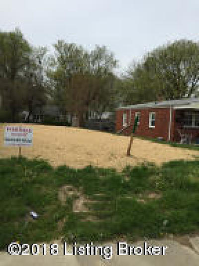Louisville Residential Lots & Land For Sale: 3732 Cliff Ave