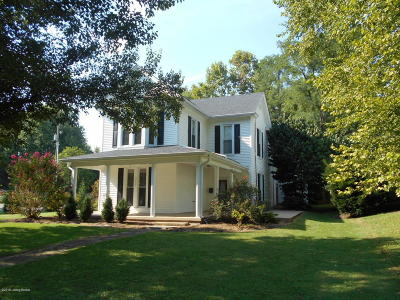 Leitchfield, Caneyville, Clarkson, Big Clifty Single Family Home For Sale: 311 W Walnut St