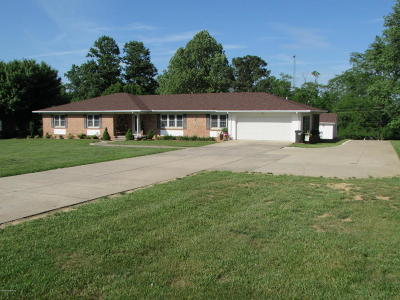 Hardinsburg Single Family Home For Sale: 109 Blancett Lake Rd