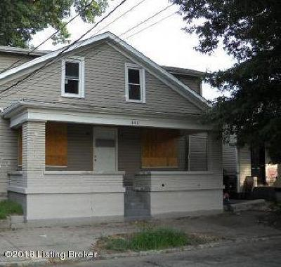 Louisville Multi Family Home For Sale: 660 N 28th