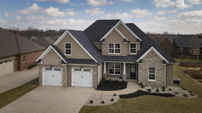 Single Family Home For Sale: 5211 Rock Bluff Dr