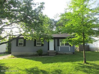 Oldham County Rental For Rent: 1607 Rhode Ct