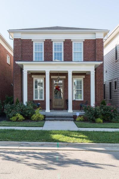 Prospect Single Family Home For Sale: 6326 Mistflower Cir