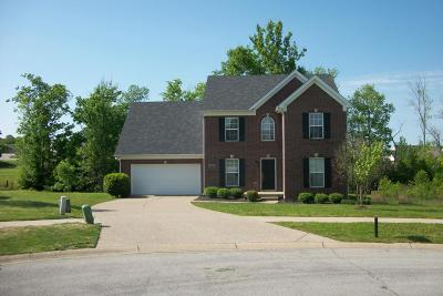 Oldham County Rental For Rent: 1100 Manning Ct