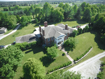 Shelby County Farm For Sale: 3525 Taylorsville Rd