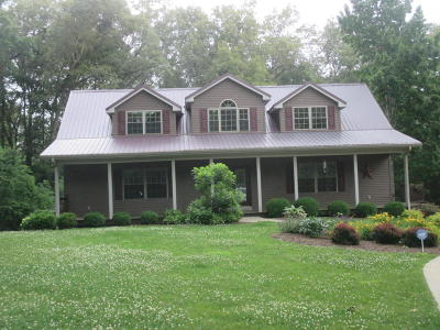 Elizabethtown Single Family Home For Sale: 353 Tree Haven Ct