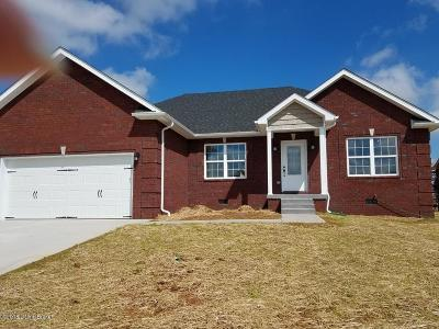 Bardstown Single Family Home For Sale: Lot 40 D Nelly Dr