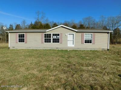 Owen County Single Family Home For Sale: 15920 Us-127