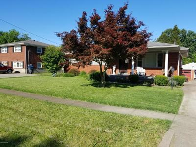 Single Family Home For Sale: 8203 Terry Rd