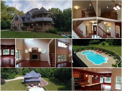 Oldham County Single Family Home For Sale: 1216 N Hwy 1793