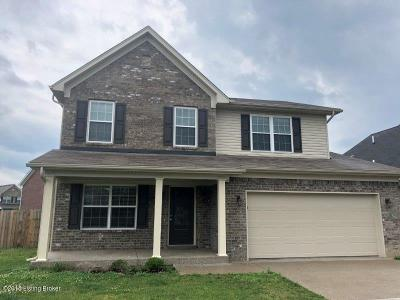 Bullitt County Rental For Rent: 141 Mallard Tail Trl