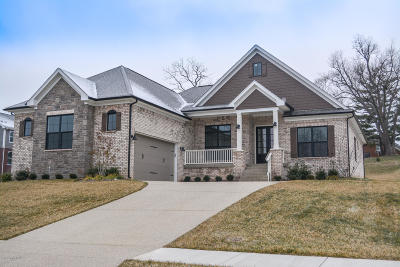 Oldham County Single Family Home For Sale: 3402 Heather Wood Dr