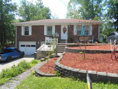 Leitchfield, Caneyville, Clarkson, Big Clifty Single Family Home For Sale: 1204 Oakhill Dr