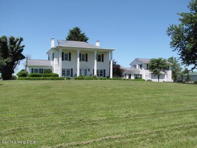 Single Family Home For Sale: 145 Shreve Ln