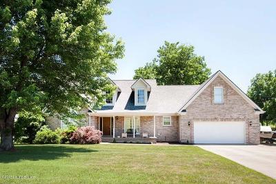 Bullitt County Single Family Home For Sale: 338 Blarney Ln