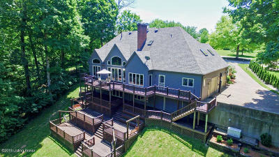 Oldham County Single Family Home For Sale: 12100 Gristmill Way