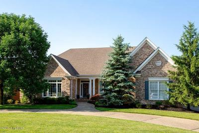 Oldham County Single Family Home For Sale: 12805 Crestview Cove