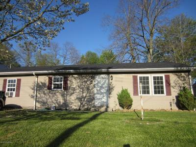 Shelbyville Single Family Home Active Under Contract: 82 Hazel Lawn Dr