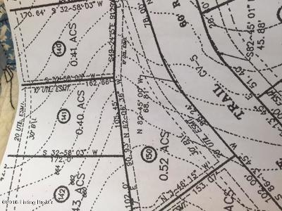 Louisville Residential Lots & Land For Sale: Lot 150 Osage Trail