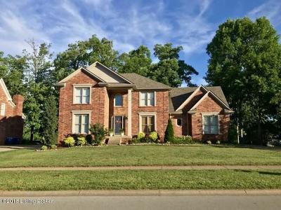 Prospect Single Family Home For Sale: 5720 Moser Farm Rd