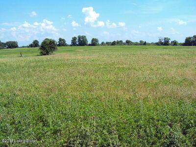 Shepherdsville Residential Lots & Land For Sale: 397 Jackson Hill Rd