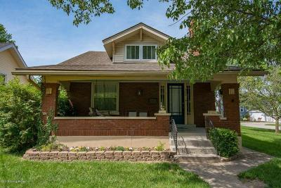 St Matthews Single Family Home For Sale: 300 Iola Rd