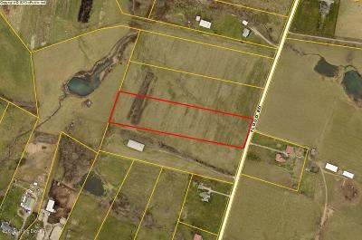 Shelbyville Residential Lots & Land For Sale: Tr 15 Flood Rd