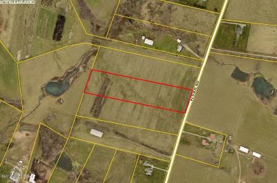 Shelbyville Residential Lots & Land For Sale: Tr 16 Flood Rd