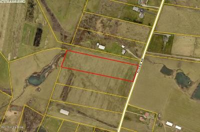 Shelbyville Residential Lots & Land For Sale: Tr 17 Flood Rd