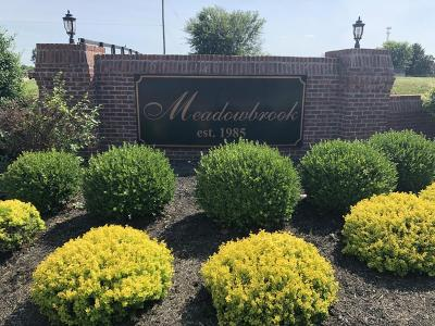 Bullitt County Residential Lots & Land For Sale: Lot #4 Meadowbrook Subdivision Sec 1