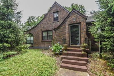 Louisville Single Family Home For Sale: 4214 Taylorsville Rd